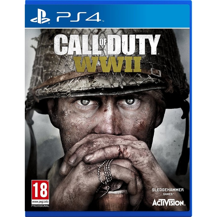 CALL OF DUTY: WWII - ARABIC (PS4)